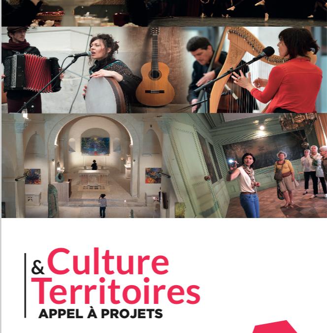 Appel à projets : culture et territoires