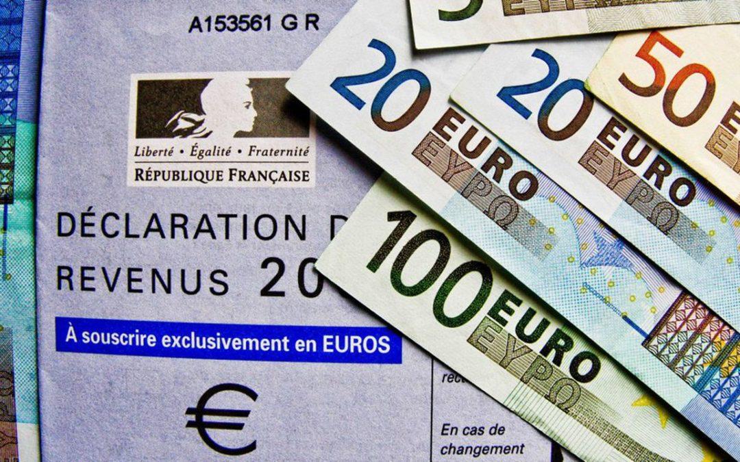 Informations sur l'avis d'impôt sur le revenu