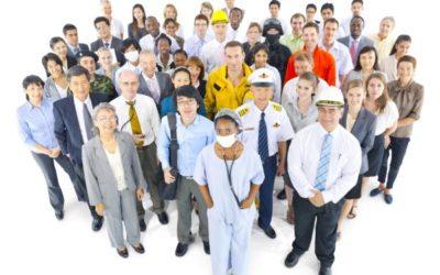 Le marché de l'emploi en ligne